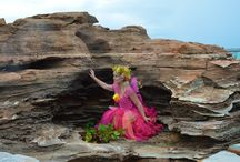Fairies in Broome / We have visited Broome in January 2013 and 2014. This January was very wet.