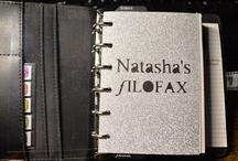 Filofax Frenzy / Other Planner Stuff Too / by Natasha Hensel