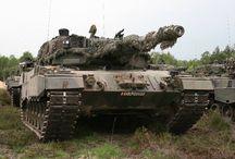 Polska armia / sprzęt wojskowy, uzbrojenie