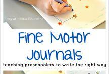 Preschool - Fine Motor