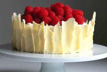 Bolos tortas e doces