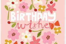 Geburtstage