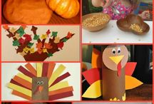 Thanksgiving group fun / by Jenny Parrott