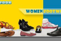 Women Foot Ware / Get best offers & deals only @ eSTOOR.com......