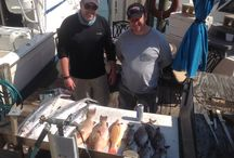 Charter Fishing Clearwater Florida / Fish our customers catch when fishing with us