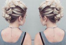 Hair & updos