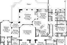 House Plans-I can Dream!
