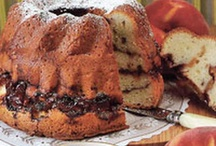 Coffee Cakes / All about my Favorite Coffee Cakes