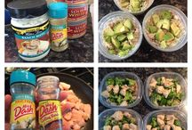 5 day prepped meals / healthy