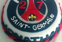 Gâteaux PSG