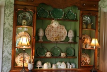 ::COLOR- Green:: / Ways to add this color to your home for a soothing affect.