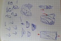 iv drawing