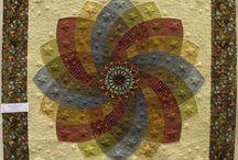 mandaly / šití, patchwork