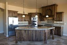 American Heritage Homes Kitchens