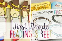 First Grade Reading Street / Supplementary Activities and Ideas for Reading Street Stories