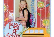 School scrapbook