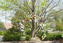 Flowers for Outdoor Ceremonies
