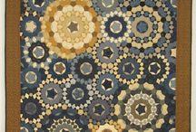 Millefiori patchwork