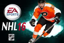 NHL 2016 Cover / NHL 16 cover images