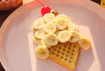Fast, kid-friendly breakfasts/snacks
