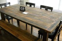 Kitchen Tables / by Diana Popp
