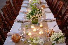 Elegant Autumn Wedding