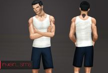 Sims 3 - Clothes - Male - Adult