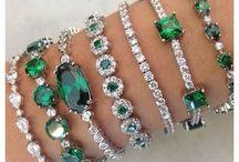 Emerald Gemstone 'Birthstone Jewellery'