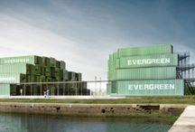 Cargo Container Architecture