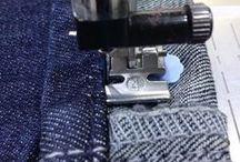 Jeans Original umnähen