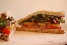 Sandwiches and Wraps / There is nothing better than a good sandwich.