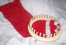 loom knitting / by Karen Marsh