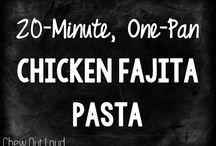 Recipe - Pasta / Pasta and Sauces