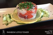 Sushi Tower Photos
