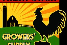 Chickens! / Come get your chickens at Fresh Start Growers' Supply, 1007 East Jefferson St, Louisville KY.