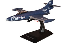 Miniaturas Aviões Combate a Jato