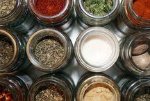 Recipes - Spice Mixs