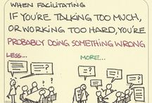facilitation graphique / templates for graphic facilitation and visual meetings