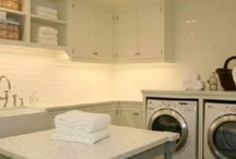 Laundry room / by Cindy Anderson