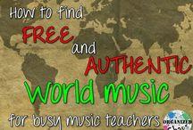 Hv world music