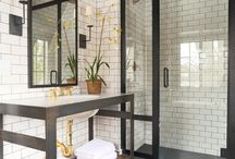 MC Manor - Master Bath / by Kate King