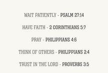 my spiritual encouragement