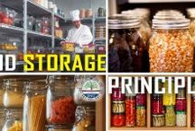 Food Storage Principles