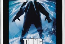The Thing / My favourite film and by far the best film ever made