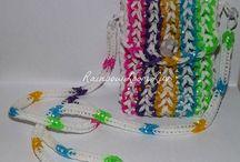 rainbow looms / by Cherisa Sears