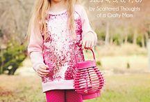 Mönster barnkläder