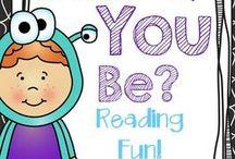 First Grade Fun- October / by DeAnn Blackard