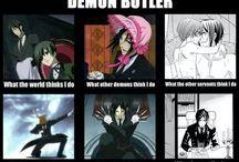 Black Butler/Kuroshitsuji / A tasty soul and a pedophile...