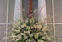 For church decor / by donna cottrill