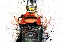 JD / I wanna be drunk when I wake up on the right side of the wrong bed..